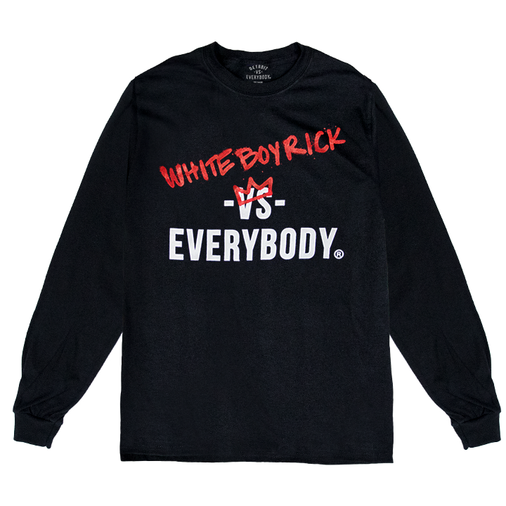 WBR Black Long-Sleeve