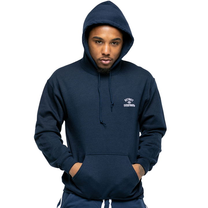 "Classic Embroidered OG ""Stamp"" Hooded Sweatshirt"