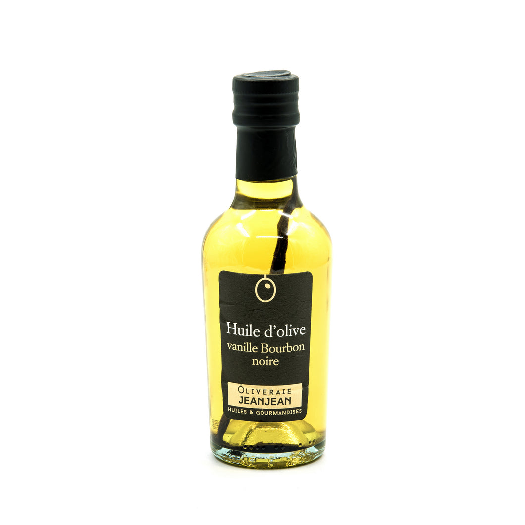 Olive oil vanilla and black Bourbon (25cl)