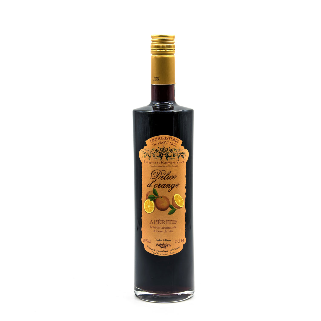 Délice d'Orange (Orange Wine)