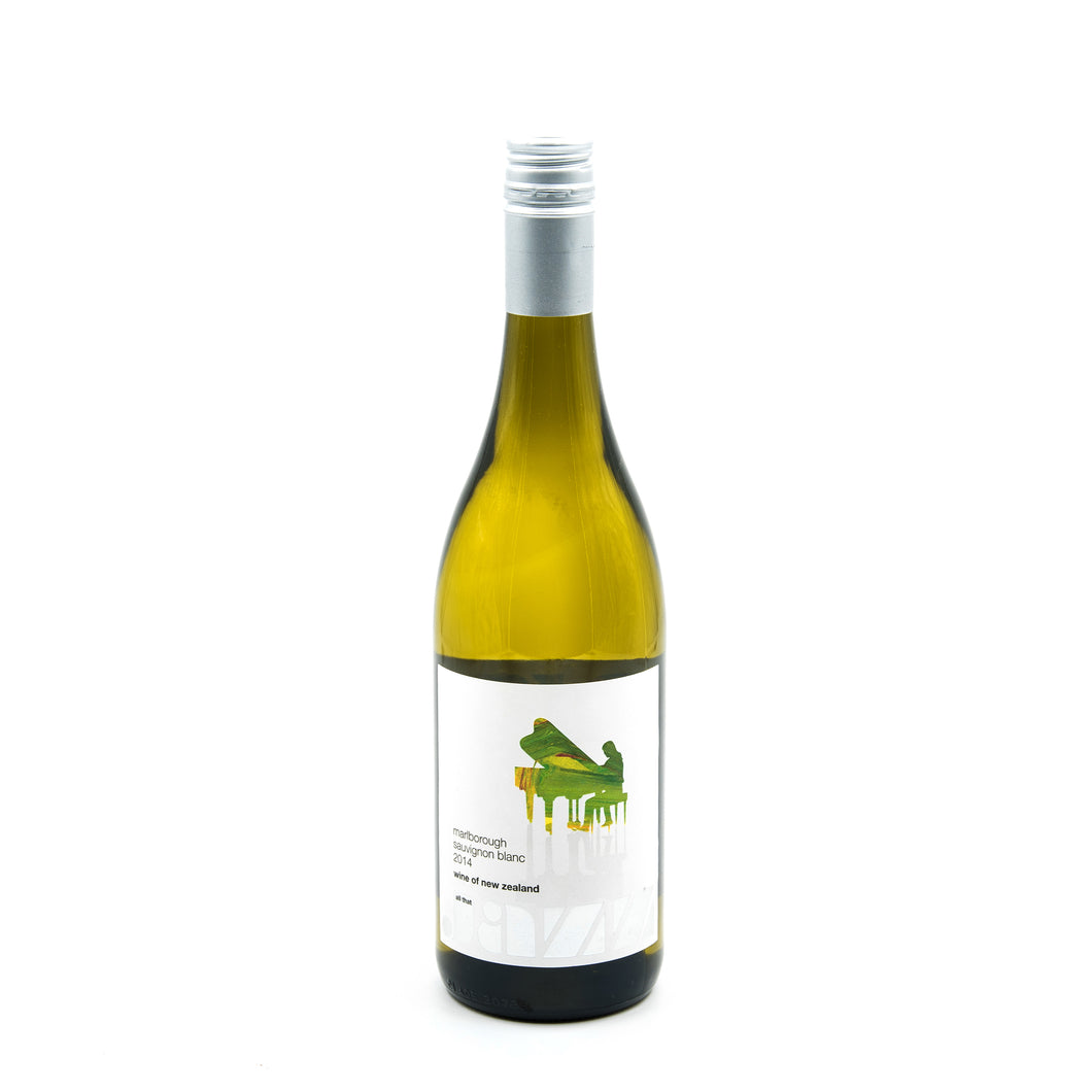 Jazz Sauvignon Blanc 2014, All that