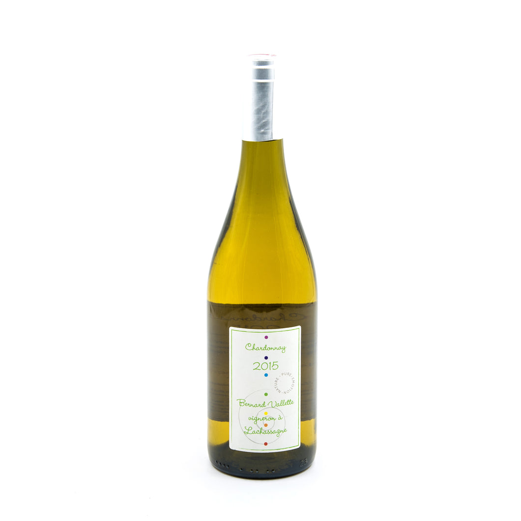 Beaujolais Blanc 2015, Bernard Vallette