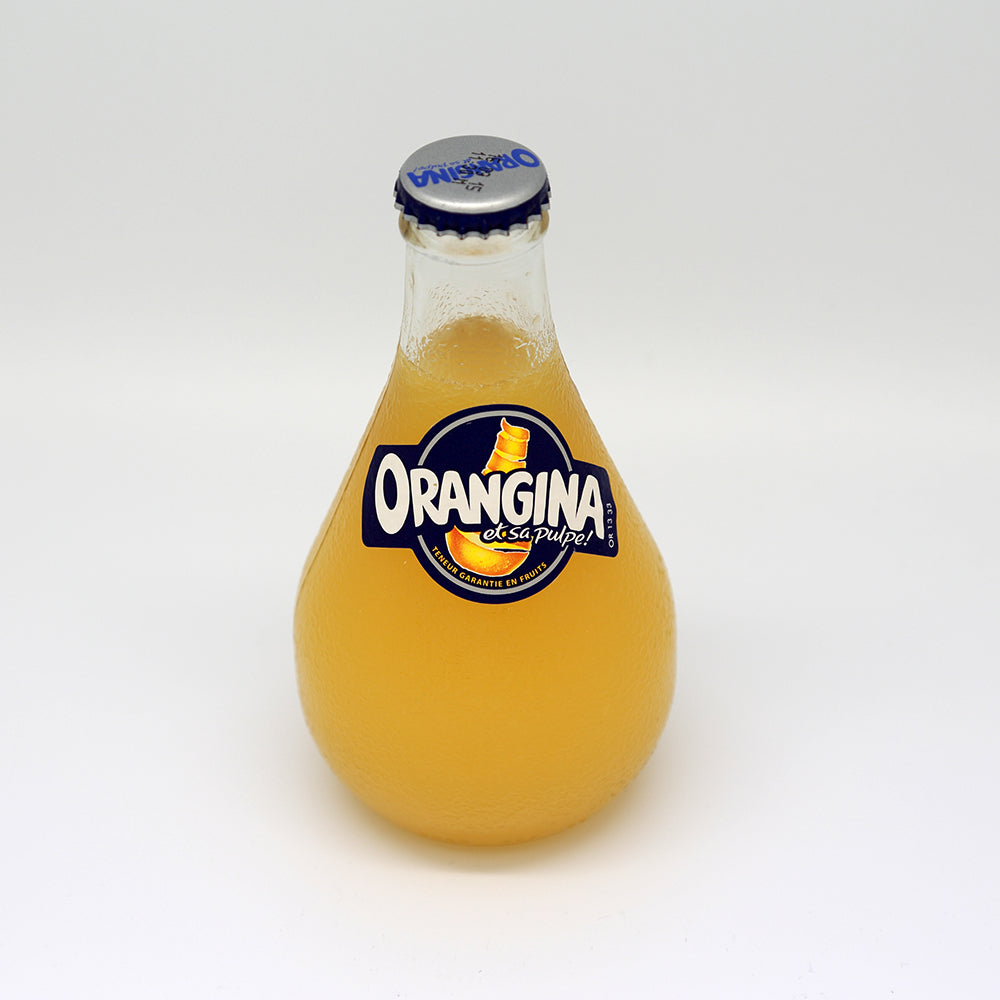Orangina Bubbly Glass 250ml