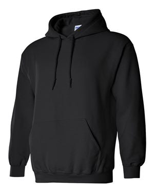Unisex Pullover Hoodie S-XL HUSTLE AND HEART