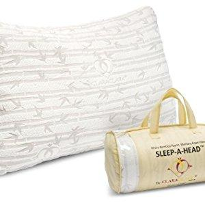 Bamboo Memory Foam Pillow