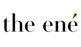 Logo of The Ene a creative agency for sustainable businesses an online magazine and a directory of conscious brands and retailers around Europe