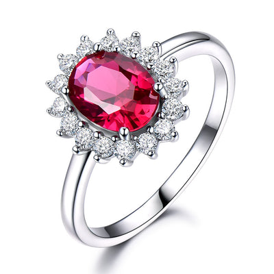 Ruby Red Ring