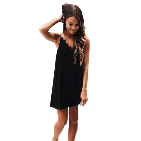 Black Sundress