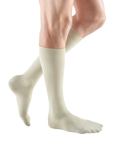 mediven for men select, 30-40 mmHg, Calf High, Closed Toe