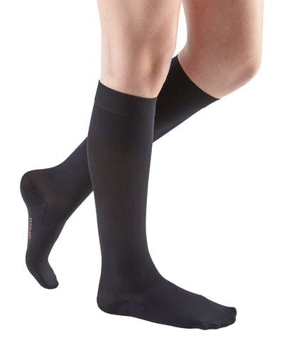 mediven comfort, 30-40 mmHg, Calf High Extra-Wide, Closed Toe