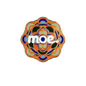 moe. - Intricate Enamel Pin