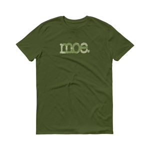 moe - Green Logo T-Shirt