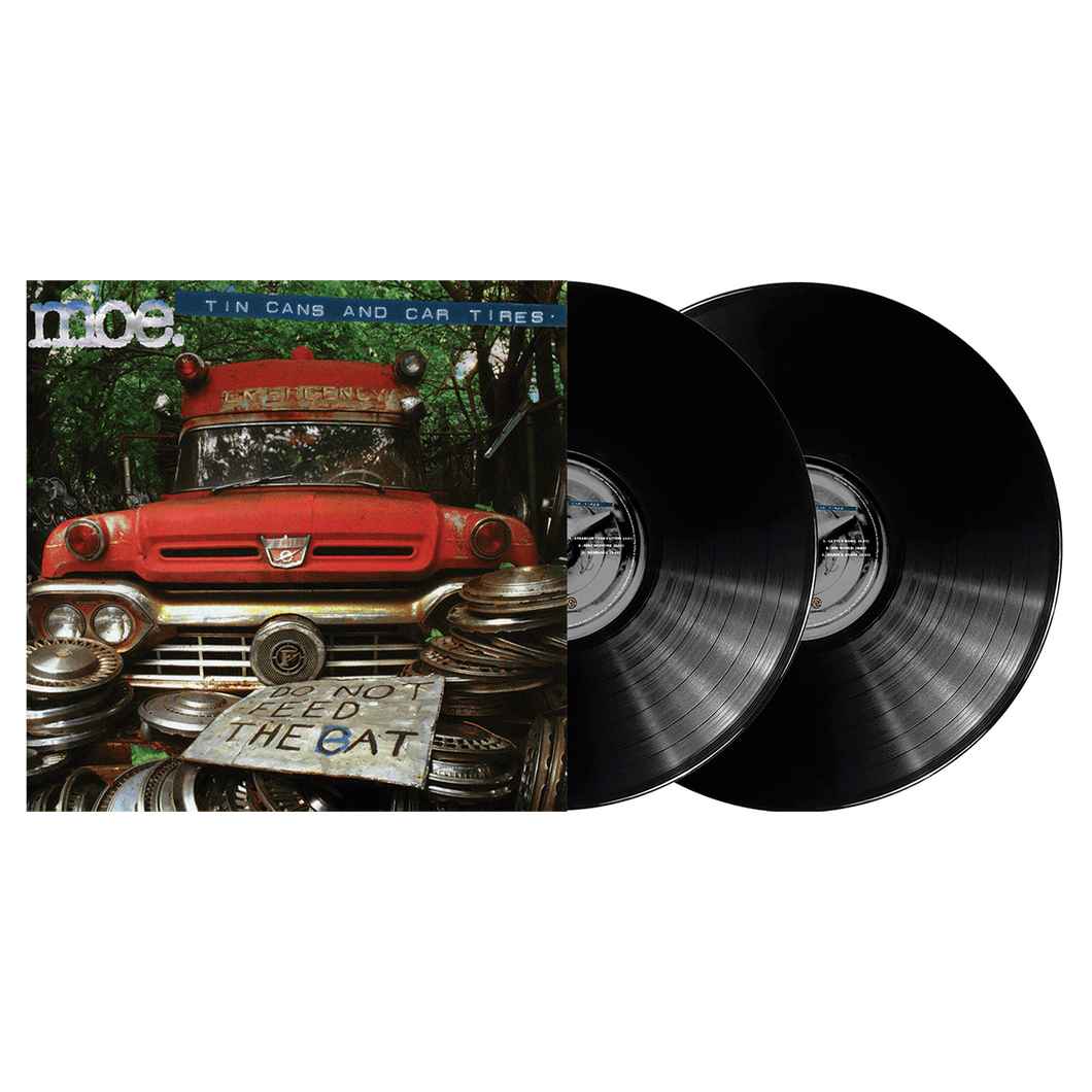moe. - Tin Cans and Car Tires Vinyl LP