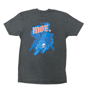 moe. - Chicago Event T-Shirt