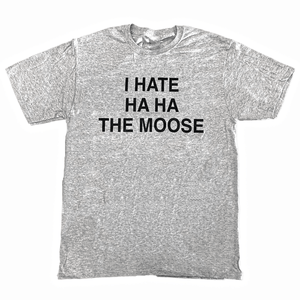 "moe. - ""I Hate HaHa"" T-shirt"