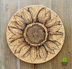 Sunflower Cork Trivet