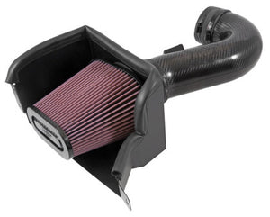K&N 15-16 Chevy Corvette Z06 6.2L V8 Aircharger Performance Intake