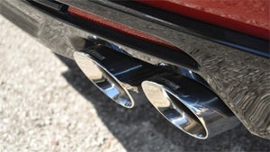 Corsa 2016 Chevrolet Camaro SS 6.2L V8 2.75in Polished Xtreme Axle-Back Exhaust