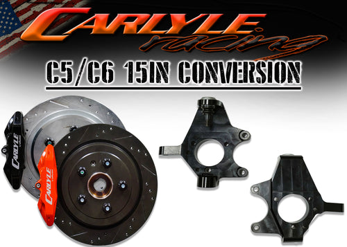 C5/C6 15″ Conversion Kit
