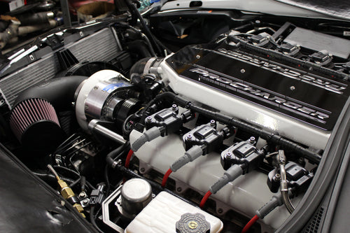 C7 Z06 HPA 1100HP, ProCharger Package