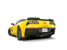 C7 Z06 Akrapovic 14-17 Chevrolet Corvette Slip-On Line (Titanium) w/ Carbon Tips