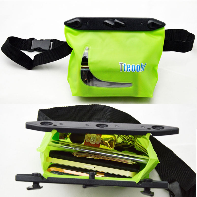 Waterproof Underwater Big Dry Case Waist Bag