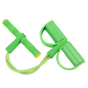 Leg Exerciser Tummy Foot Rally Pull-up Tool