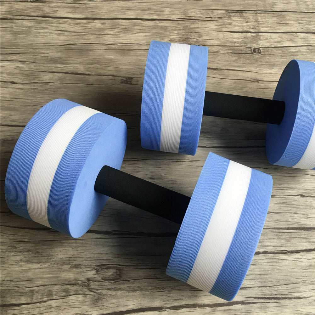 Water Fitness Dumbbell Hand Weights Water Aerobics