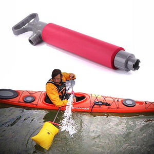 Inflatable Kayak Pump Hand for Canoe Kayak Floating Rescue