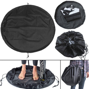 Waterproof Carrying Bag Pouch Wet suit Change Mat