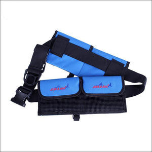 Scuba Diving Weight Belt Free Diving 4 Pocket Belt