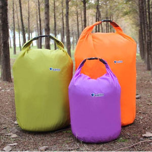Outdoor Waterproof Storage Dry Bag with Adjustable Strap Hook