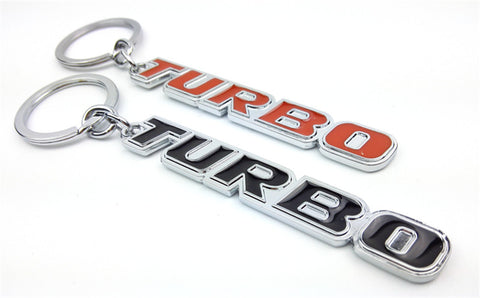 """Turbo"" Keychain"
