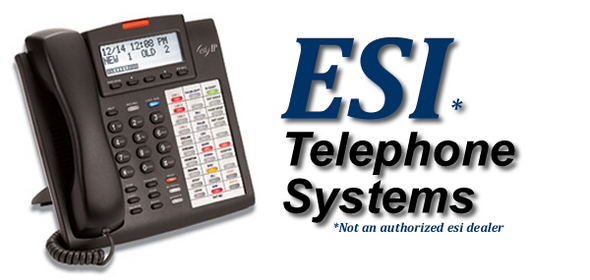 ESI Business Phones installation service and sales