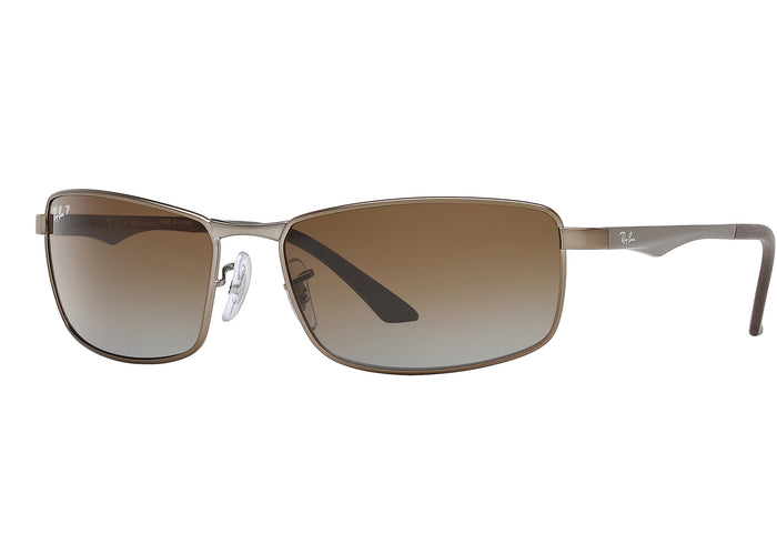 Ray-ban RB3498 61mm Prescription Sunglasses