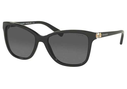 Coach HC8187 Prescription Sunglasses