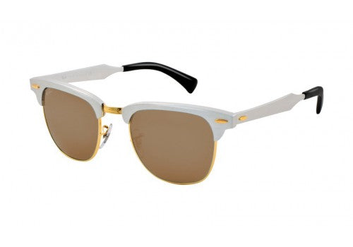 Ray-ban RB3507 Clubmaster Aluminum 49mm Prescription Sunglasses