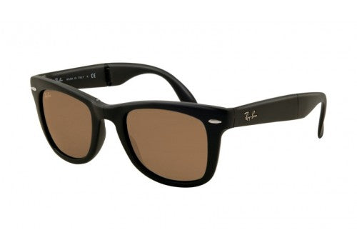 ed35482b4f ... good ray ban rb4105 folding wayfarer 54mm prescription sunglasses db7fe  38732