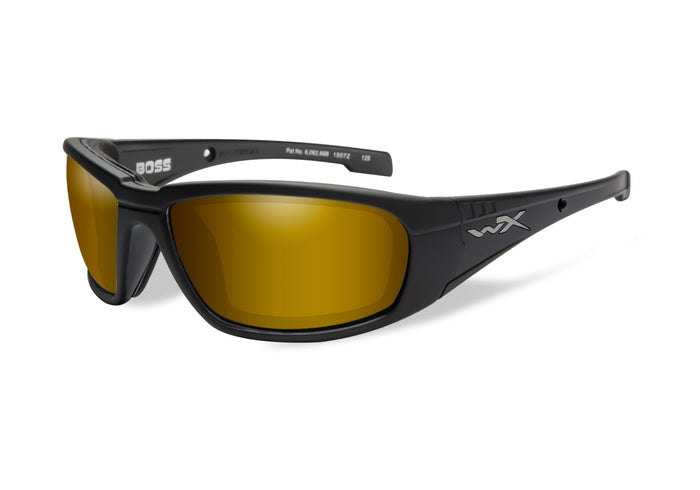 Wiley X Boss Prescription Sunglasses