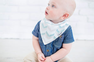 Archer Bandana Bib Set