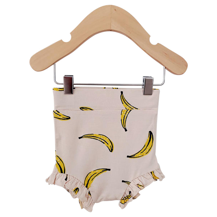Banana Ruffle Bloomer