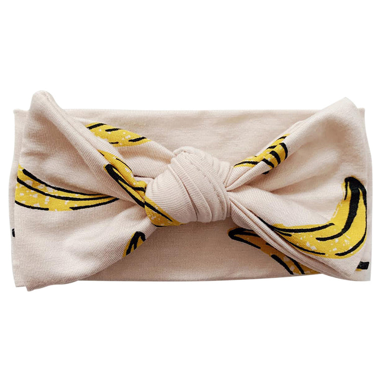 Bananas Knot Bow