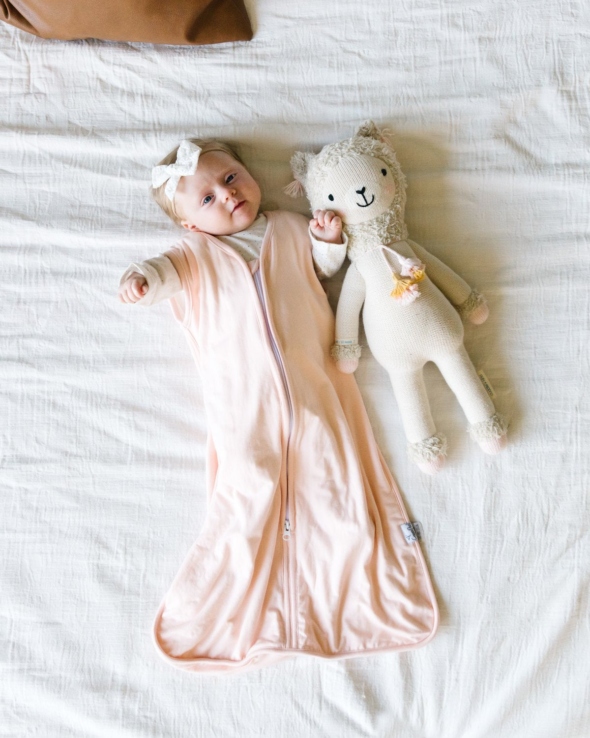 Blush Sleep Bag