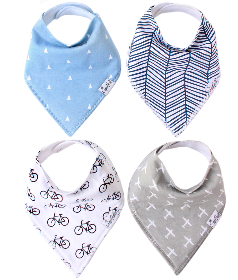 Cruise Bandana Bib Set