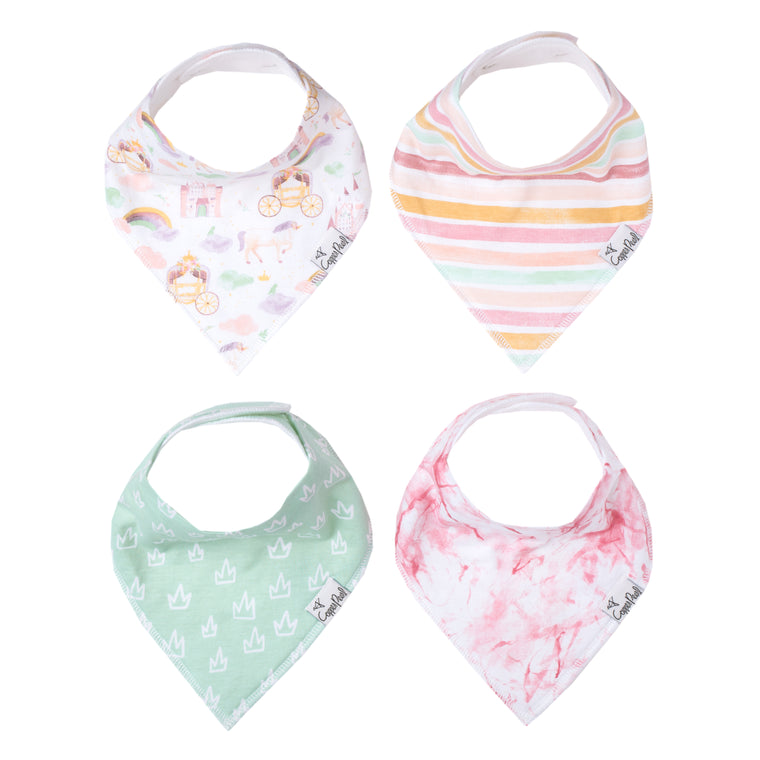 Enchanted Bandana Bib Set
