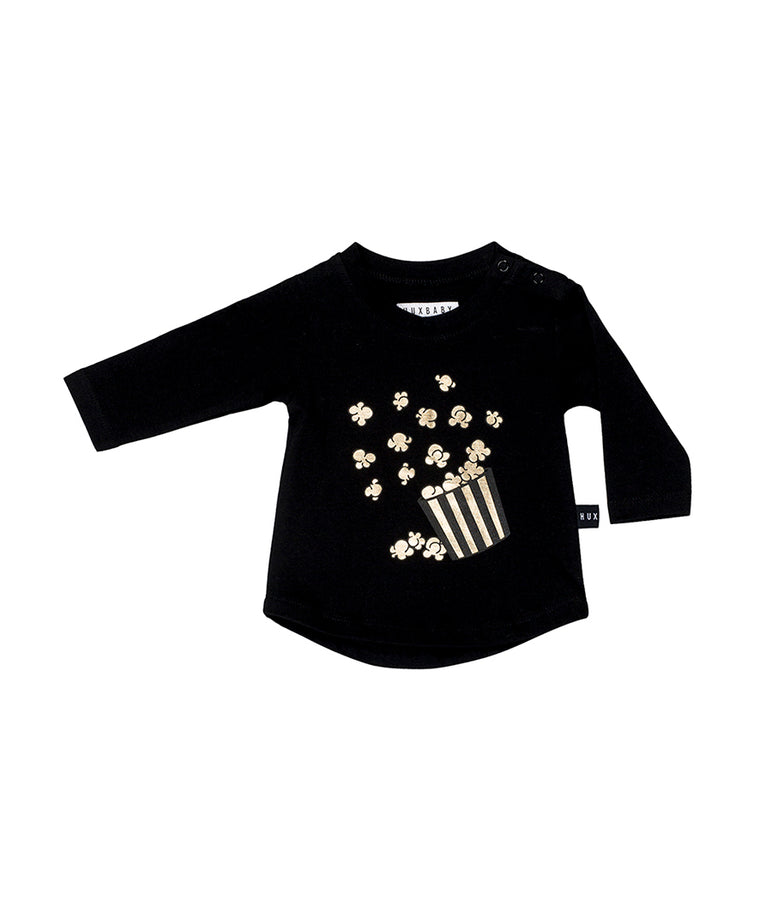 Popcorn Long Sleeve Top