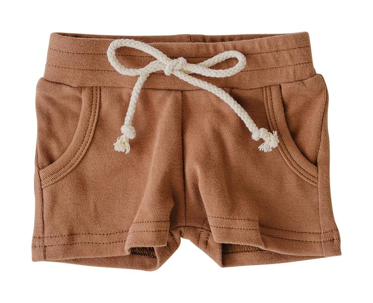 Honey Cotton Pocket Shorts