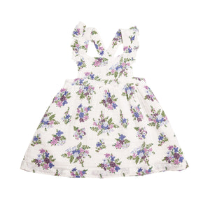 Lily of the Valley Pinafore Top and Bloomer