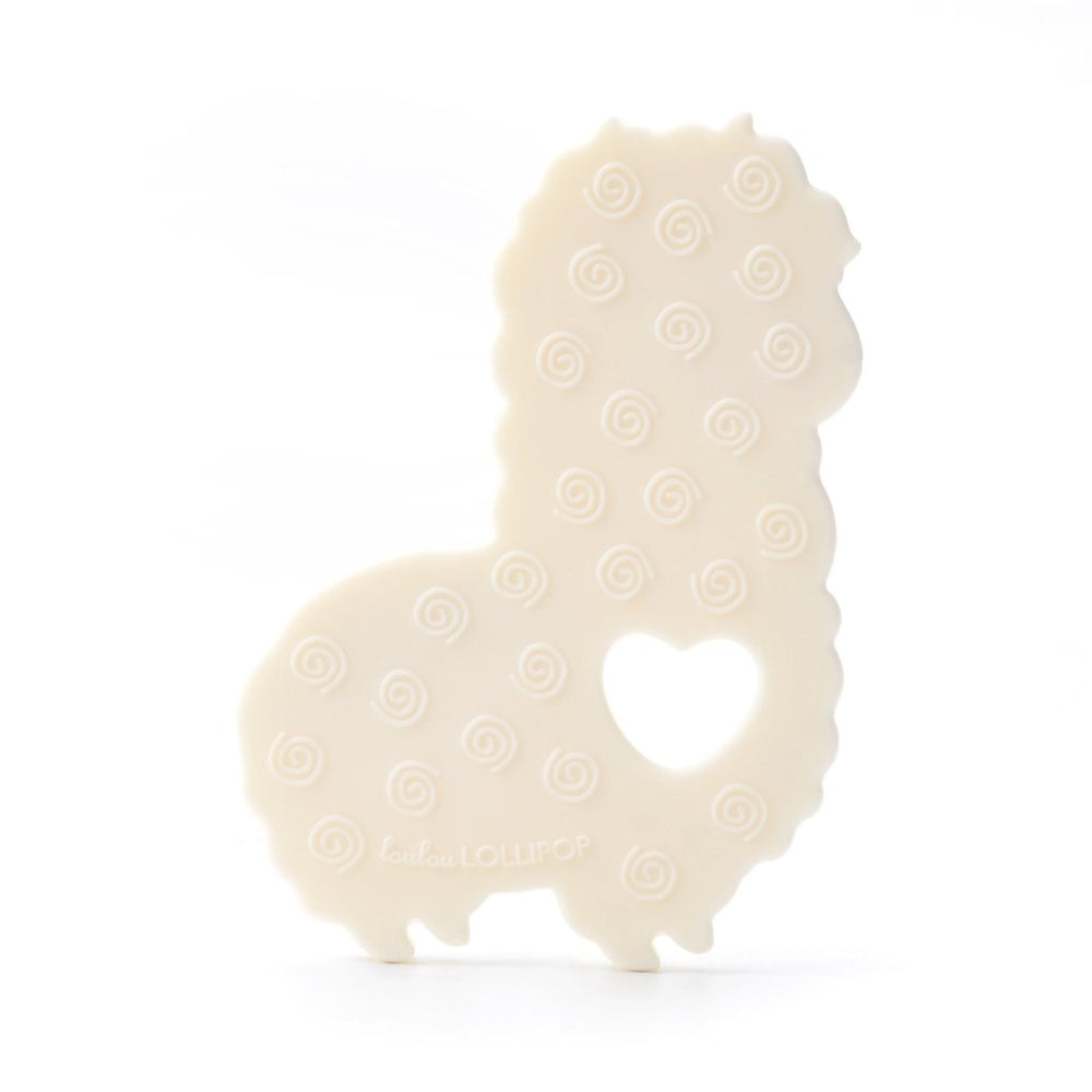 Llama Silicone Teether - Single