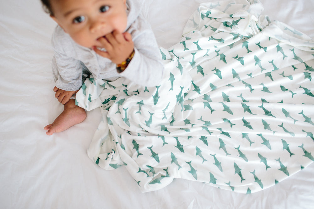 Pacific Knit Swaddle